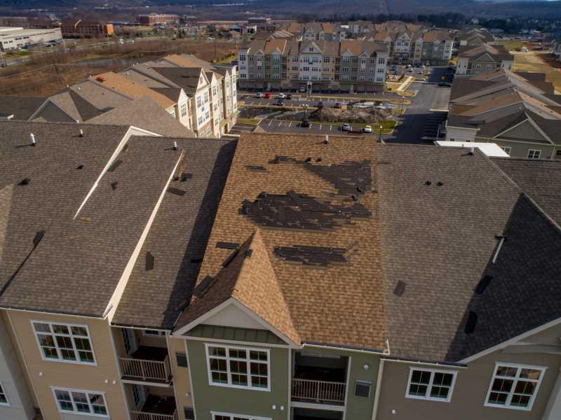 Drone Photo Easton PA