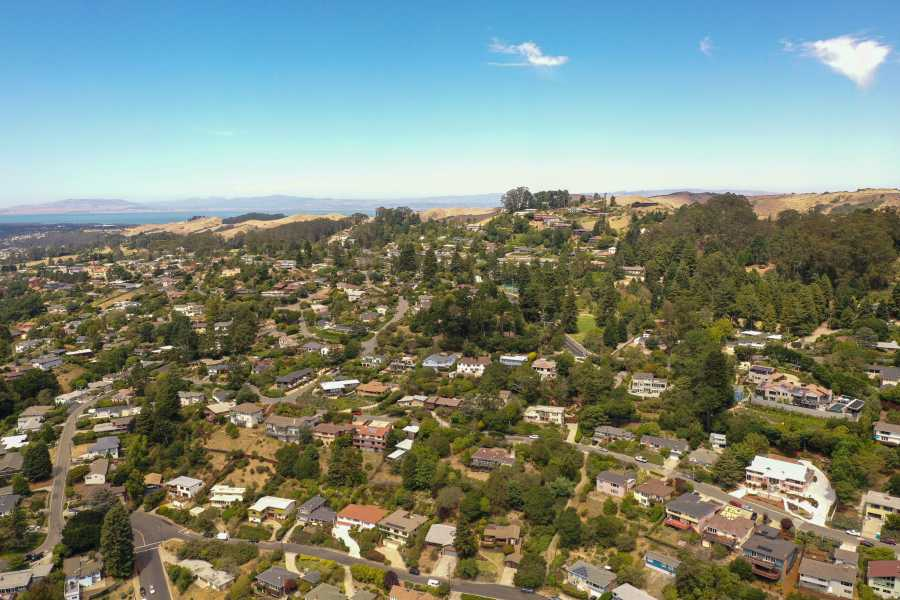 Drone Photo El Cerrito CA