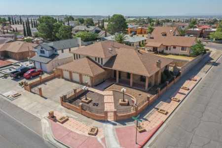 Drone Photo El Paso TX