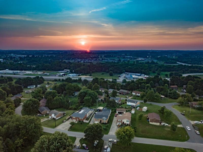 Drone Photo Elizabethtown KY