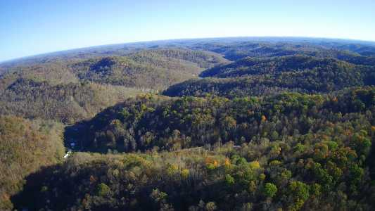 Drone Photo Elkview WV