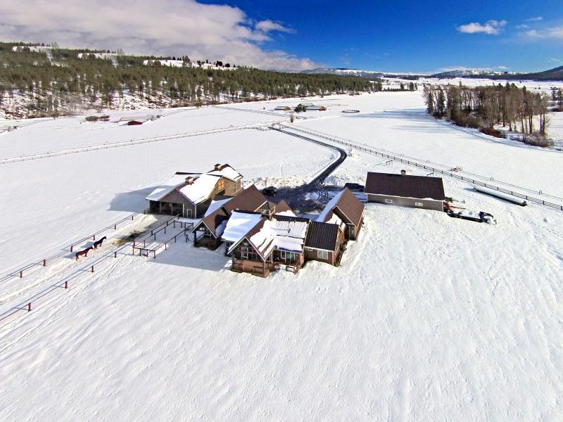 Drone Photo Ellensburg WA