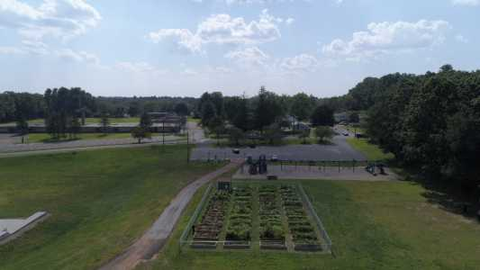 Drone Photo Enfield CT