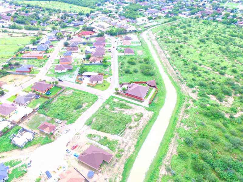 Drone Photo Escobares TX