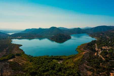 Drone Photo Escondido CA