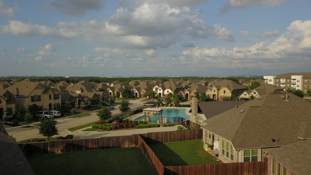 Drone Photo Euless TX