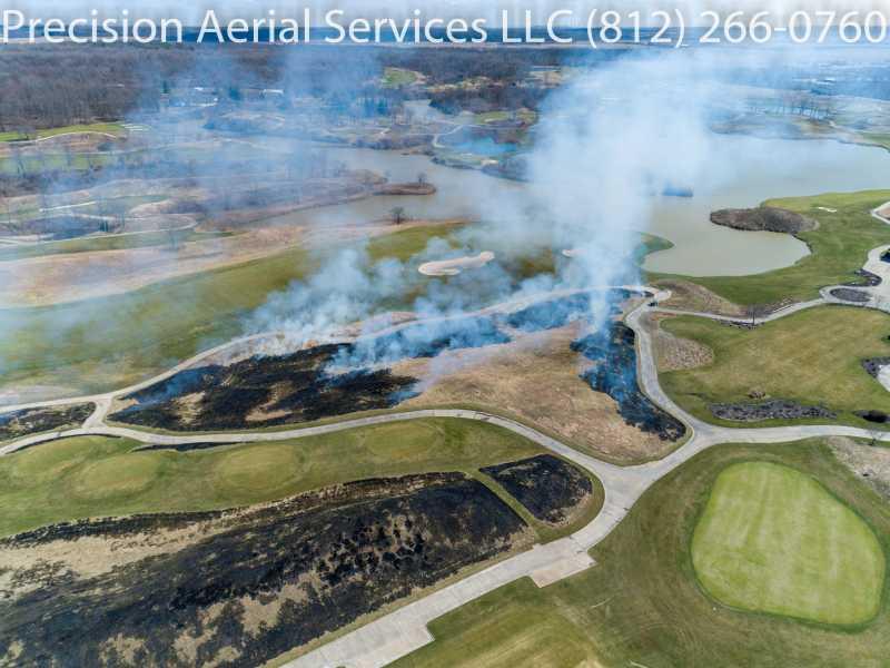 Drone Photo Evansville IN