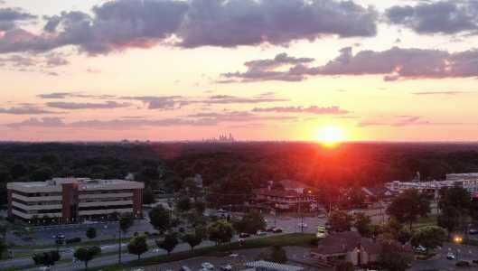 Drone Photo Evesham NJ