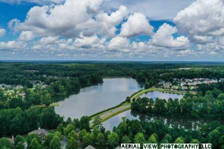 Drone Photo Fairburn GA