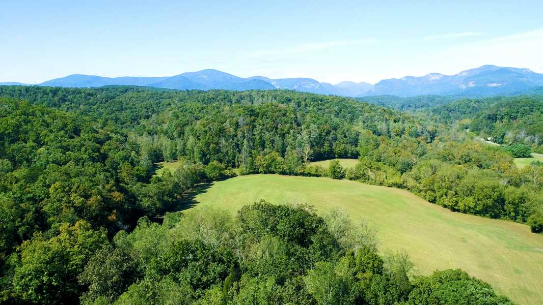 Drone Photo Fairview NC