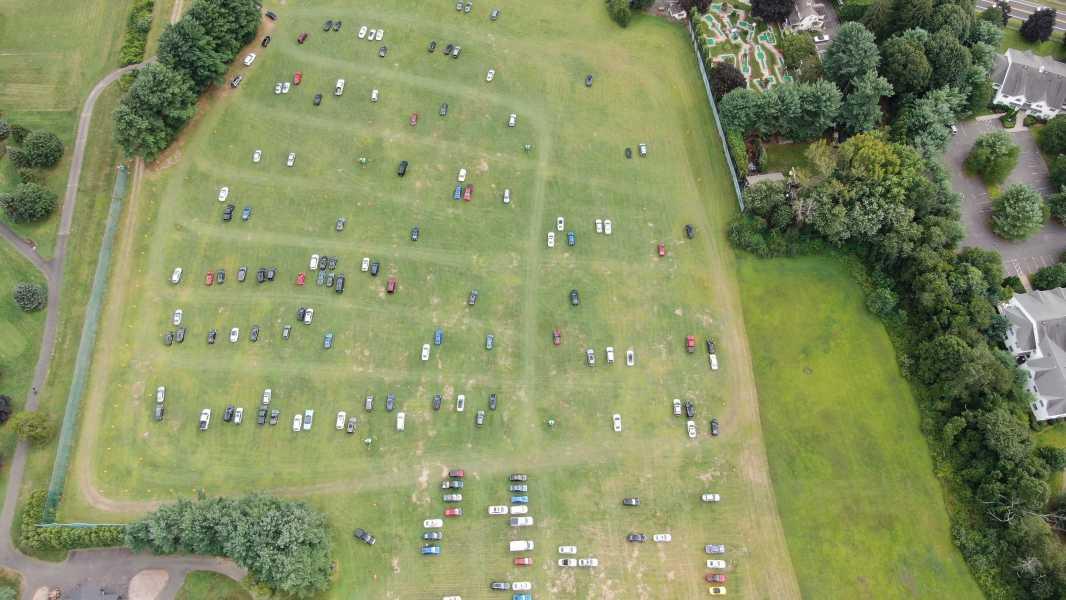 Drone Photo Farmington CT