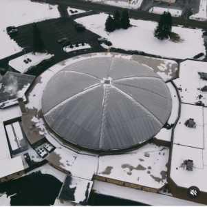 Drone Photo Fawn Creek Township KS