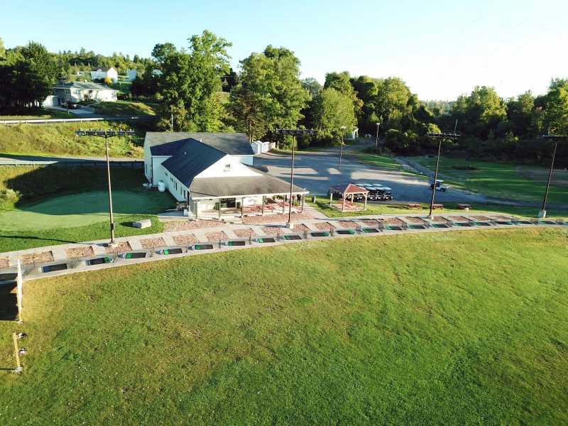 Drone Photo Fayetteville NY
