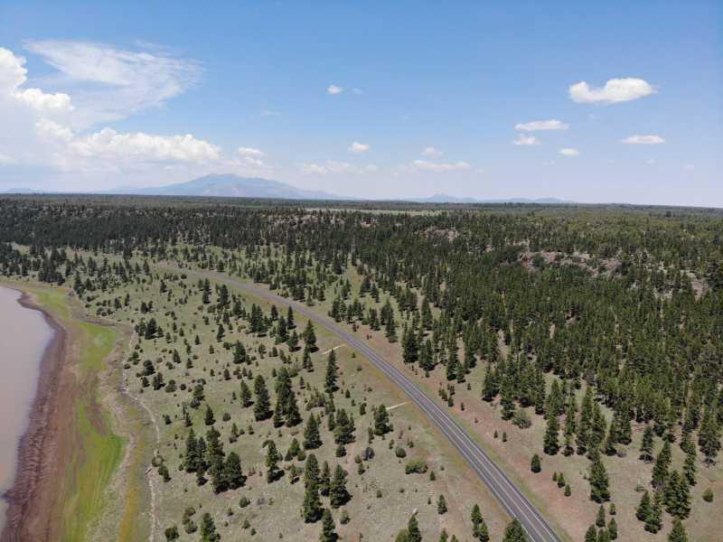 Drone Photo Flagstaff AZ