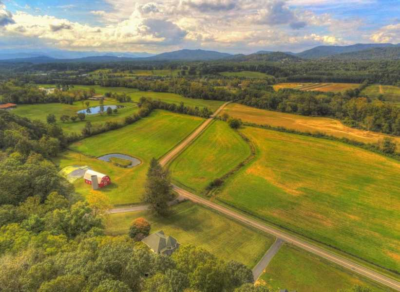 Drone Photo Fletcher NC