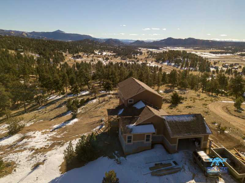 Drone Photo Florissant CO