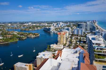 Drone Photo Fort Lauderdale FL