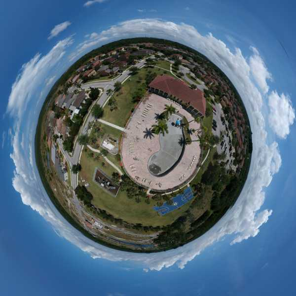 Drone Photo Fort Pierce FL