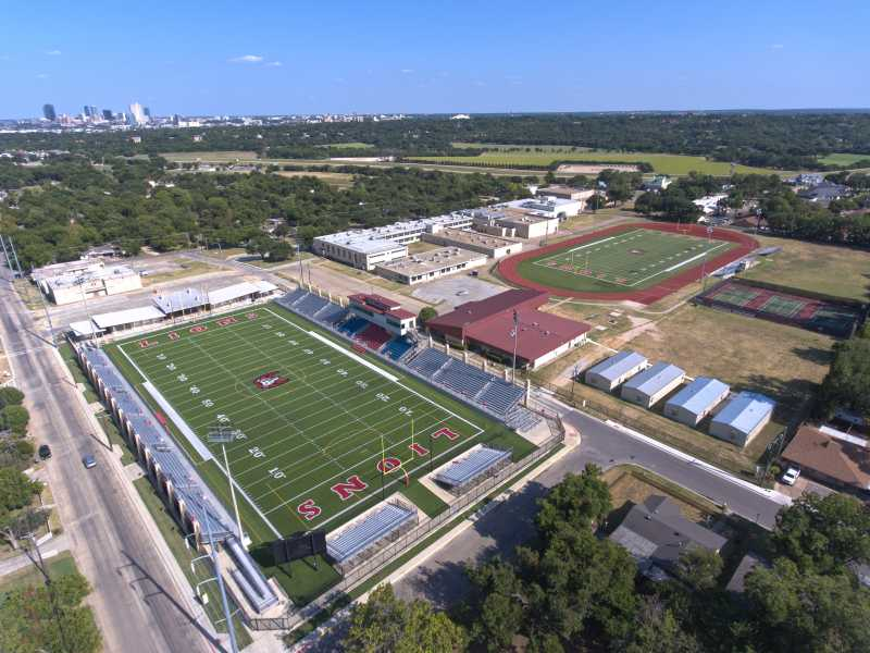 Drone Photo Fort Worth TX