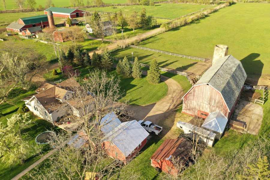 Drone Photo Fowlerville MI