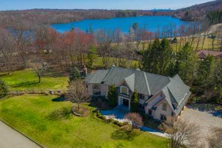 Drone Photo Franklin Lakes NJ