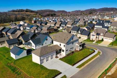 Drone Photo Franklin TN