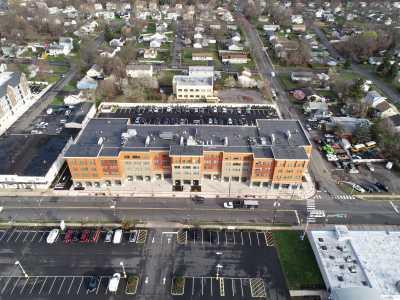 Drone Photo Franklin Township NJ