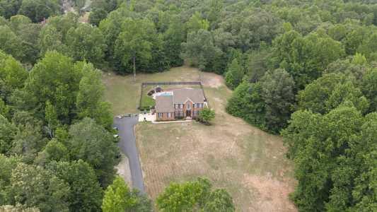 Drone Photo Fredericksburg VA