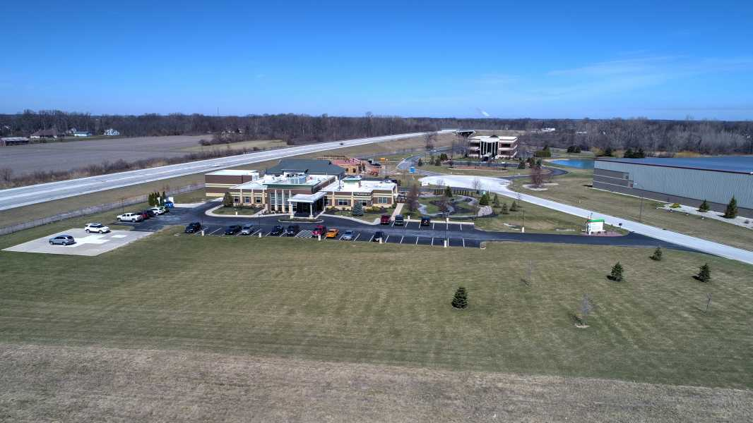 Drone Photo Fremont OH