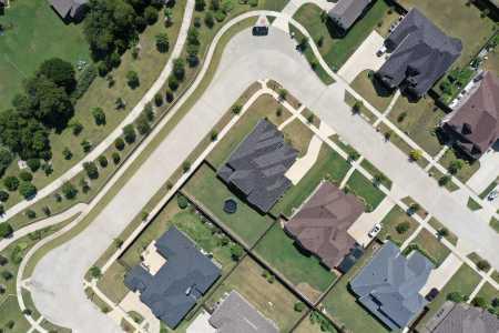Drone Photo Frisco TX