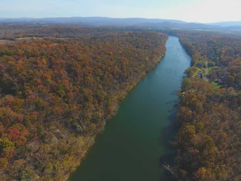 Drone Photo Front Royal VA