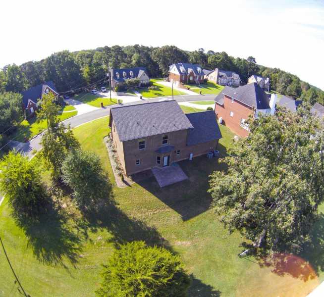 Drone Photo Gardendale AL