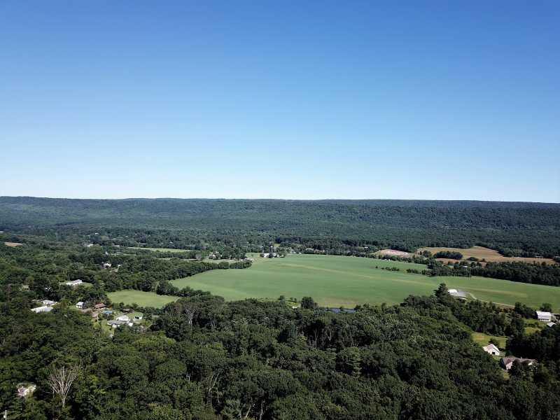 Drone Photo Gettysburg PA