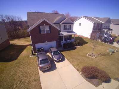 Drone Photo Gibsonville NC