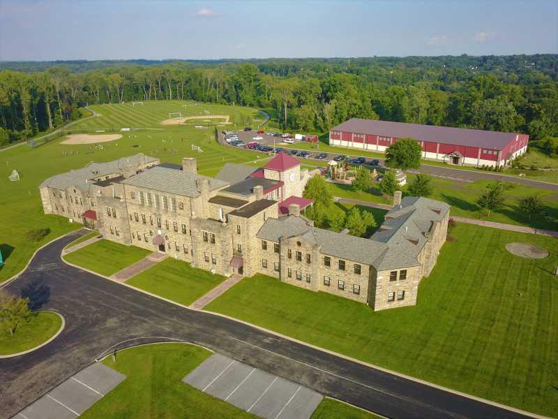 Drone Photo Glen Mills PA
