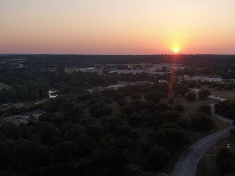 Drone Photo Glen Rose TX