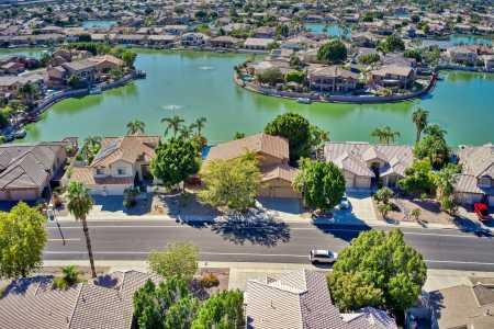 Drone Photo Glendale AZ