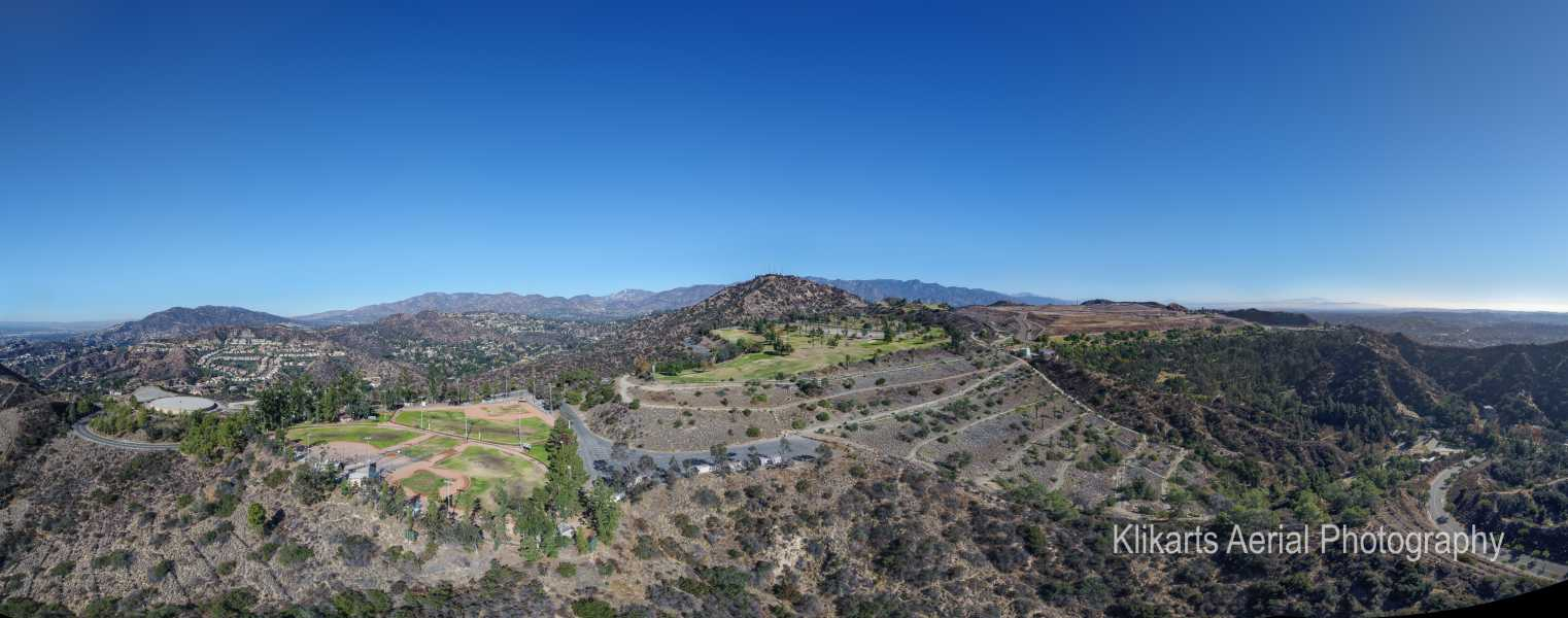 Drone Photo Glendale CA