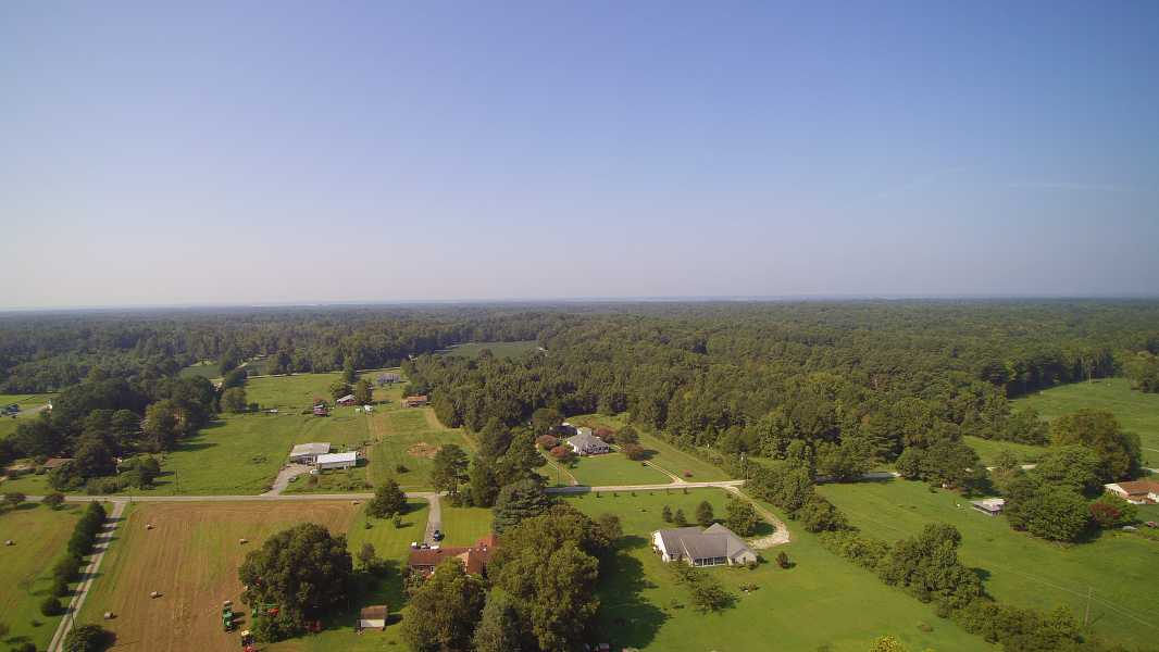 Drone Photo Gloucester County VA