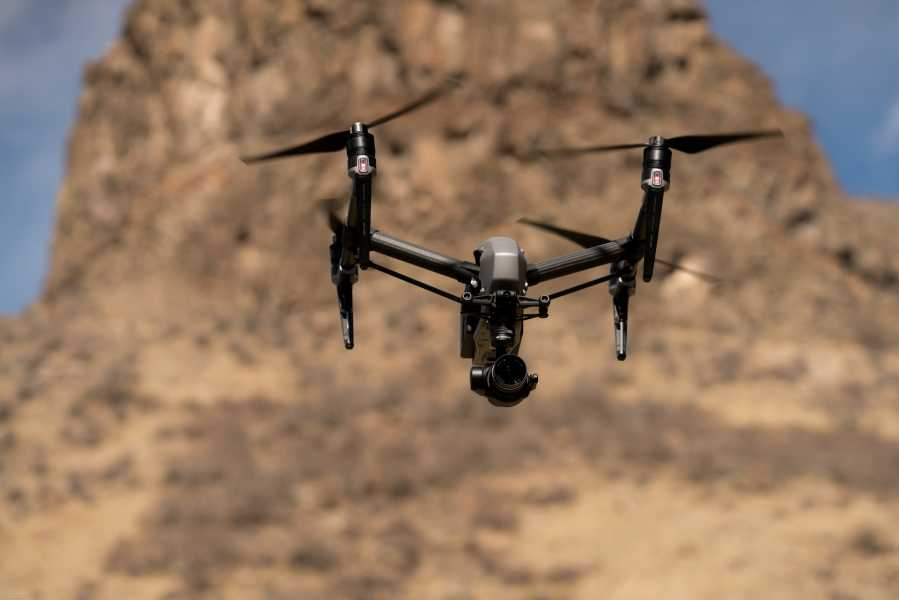 Drone Photo Golden CO