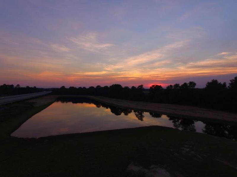 Drone Photo Goldsboro NC