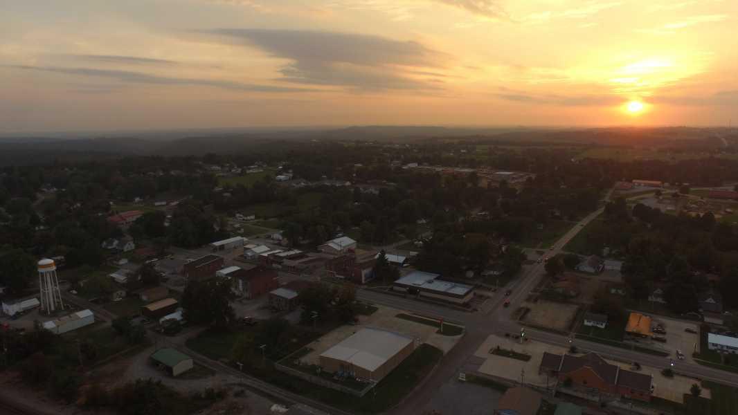 Drone Photo Goreville IL