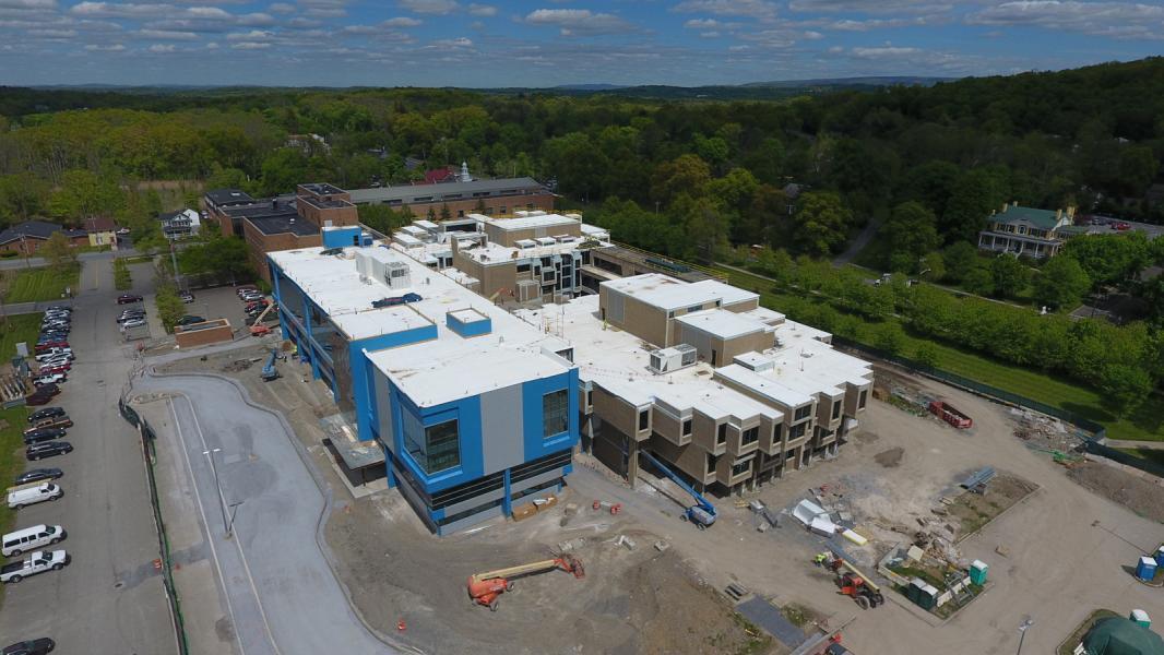 Drone Photo Goshen NY