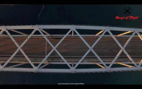 Drone Photo Grand Haven MI