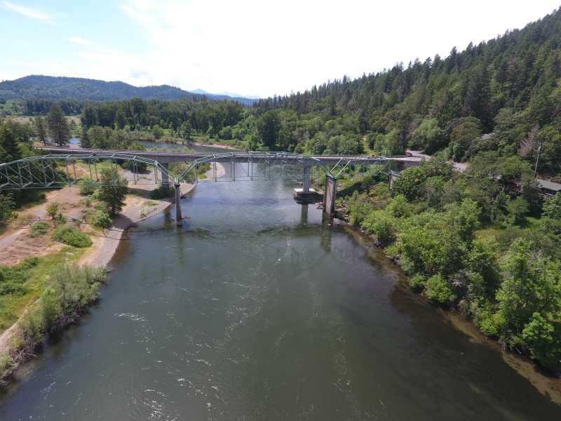 Drone Photo Grants Pass OR