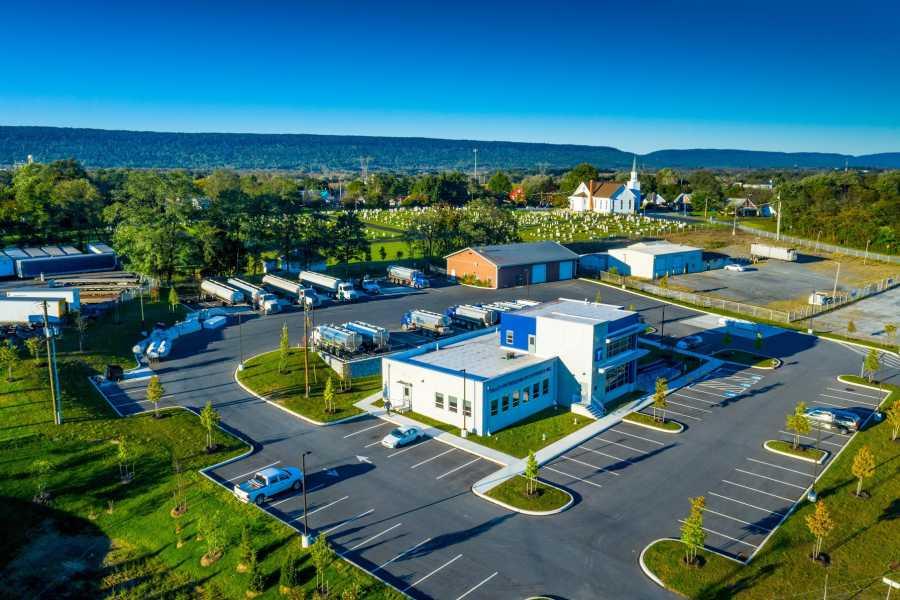 Drone Photo Grantville PA