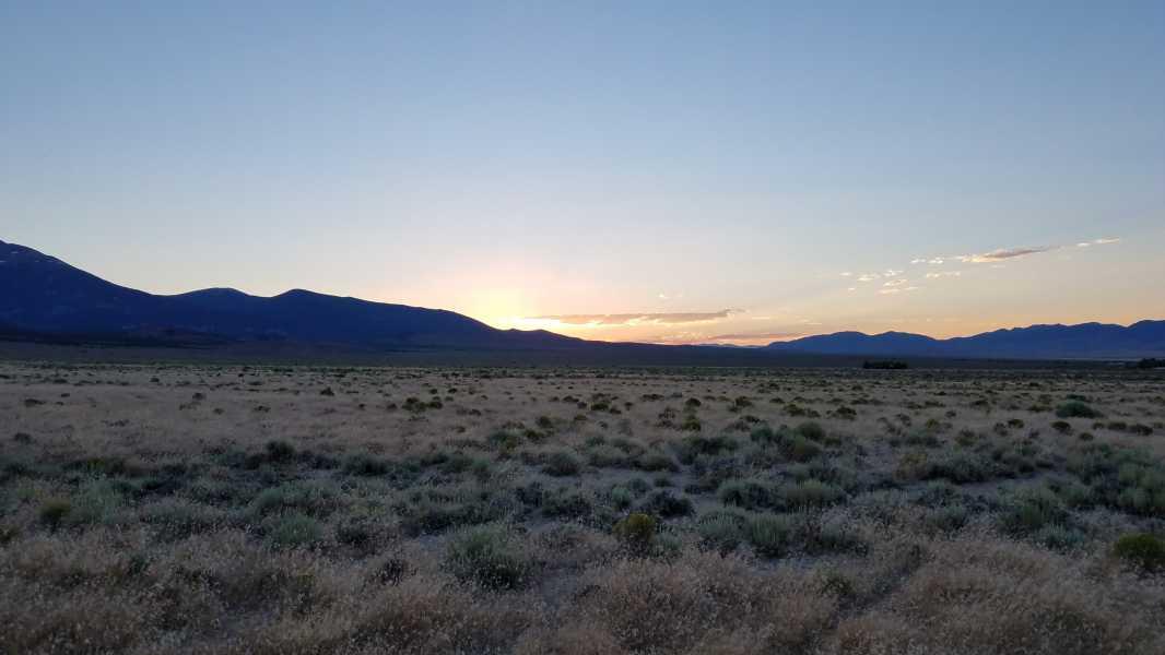 Drone Photo Great Basin Ne