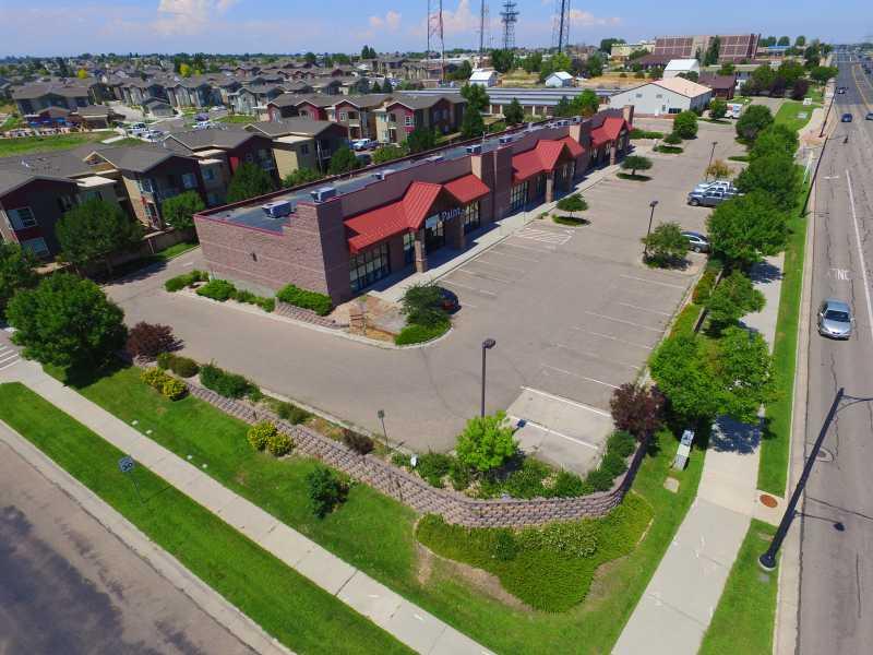 Drone Photo Greeley CO