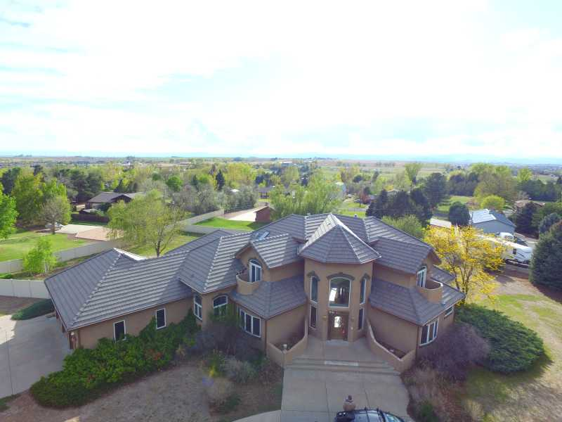Drone Photo Greeley CO