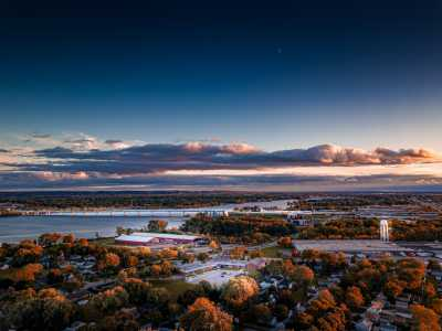 Drone Photo Green Bay WI